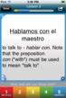 Spanish Answer
