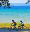 Enjoy the scenic Charity Ride on Old Mission Peninsula to benefit Munson Women's Cancer Fund.