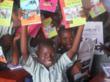 Students of the Bethesda Nursery School