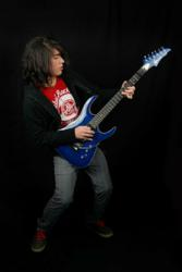 Hedras Ramos Signature Guitars Now Available Exclusively From Halo Custom Guitars - Photo by: JAQUELINEANDREA.com