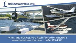 lindair aviation, lindair services, aerocet float dealer, cessna parts
