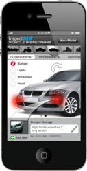 Mobile App for Car, Truck, Boat & Plane Inspection