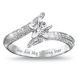 Diamond Ring for Daughters
