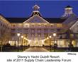 Disneys Yacht Club Resort, site of 2011 Supply Chain Leadership Forum