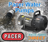 Pacer Pumps @ Water Pumps Direct