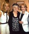 Elisabeth Hasselbeck, Kaziah Hancock, Barbara Walters, at the New York Studio.