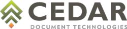 Cedar Document Technologies