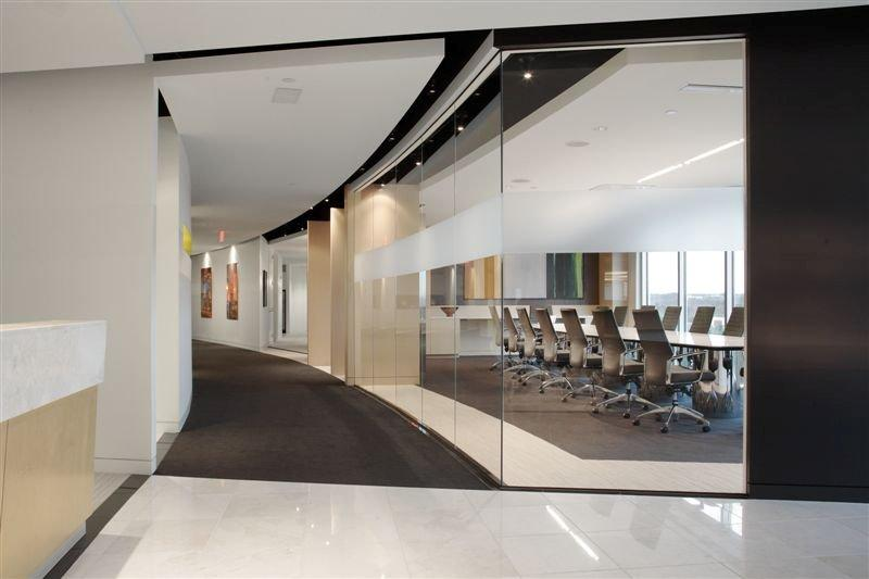 New rainmaker group corporate office earns prestigious for Office design awards