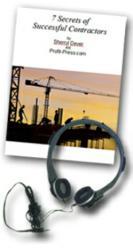Free Contractor Training - 7 Secrets of Successful Contractors - Construction Software