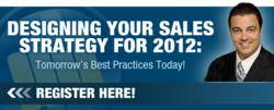 Designing Your Sales Strategy For 2012