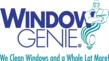 Window Genie Window Cleaning Logo