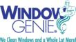 Official Window Genie window cleaning Logo