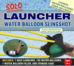 Solo Water Balloon Launcher at SillyTown.com