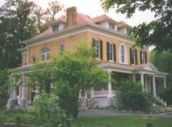 Beall Mansion An Elegant Bed & Breakfast Inn St. Louis Metro East Alton, IL