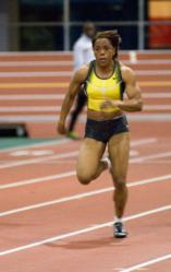 Nadine Faustin-Parker, 3-Time Olympian