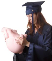 College Graduates Are Trying To Find Ways To Cope With The Debt They Accumulated To Get Their Degrees