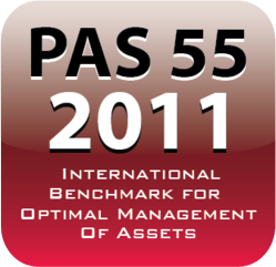 PAS55 2011 Conference Logo