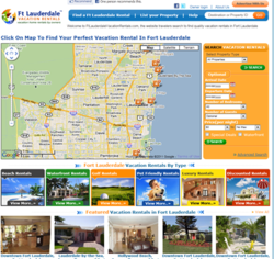 Ft Lauderdale vacation rentals by owners