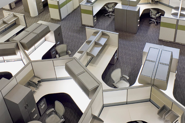 Systems FurnitureSystems Furniture Work Stations