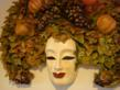 Gioia Italian Art and Products' featured Artist Carla Almanza-deQuant is an award-winning mask maker and sculptor from Florence, Italy.