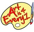 Art is 4 Every1 Logo