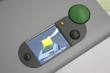 Fastback 20 Green button and LCD display