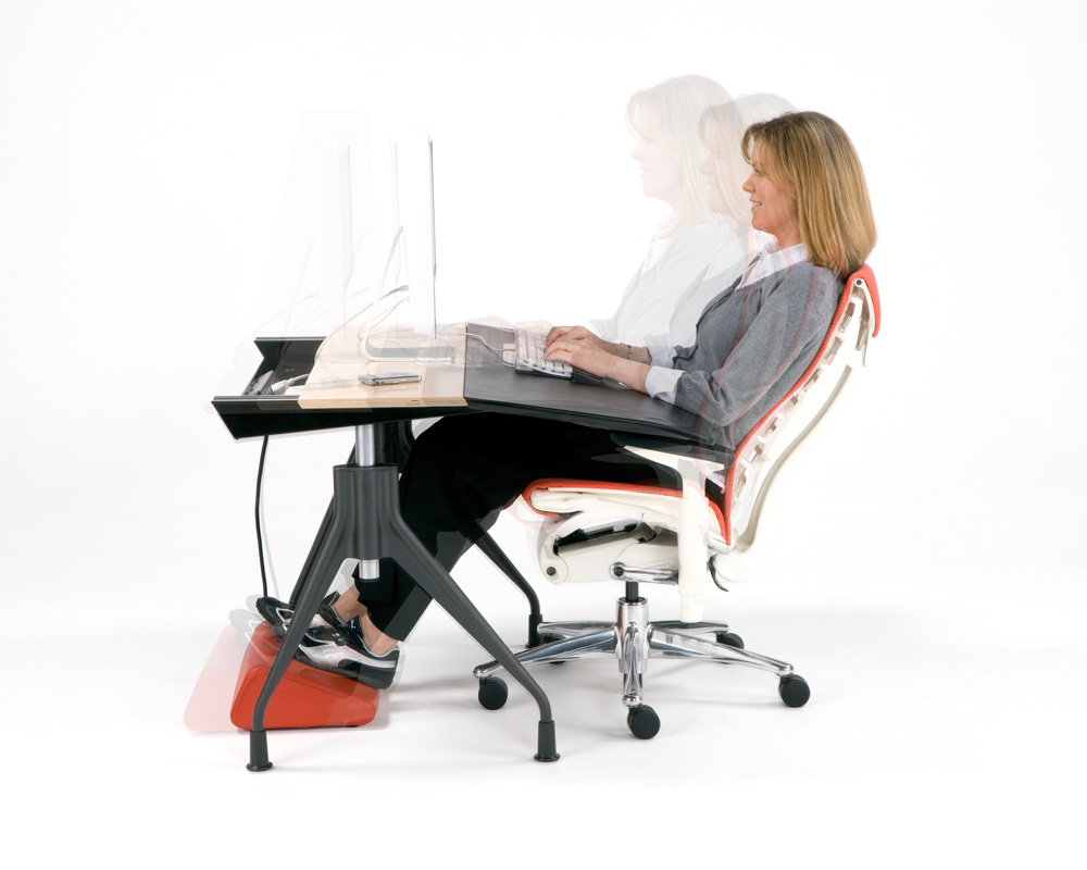 Space 5500 The First Ergonomic Desk Chair Even A Student