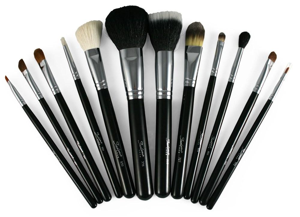 Sedona Lace Unveils Improved 12-Piece Makeup Brush Set ...