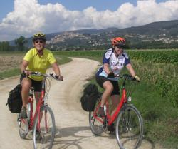 Tuscany bicycle tours