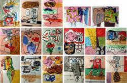 Le Corbusier's deluxe Unité portfolio prints for sale in original