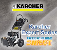 Introducing Karcher Expert Gas Pressure Washers @ Pressure Washers Direct