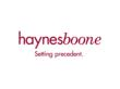 Haynes and Boone logo