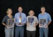 Arcata Employees Recognized with Four NASA Space Flight Awareness Awards
