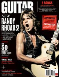 Guitar World July 2011