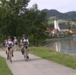 Exploring Austria along the Danube Bicycle Path