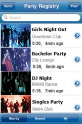 The best events are happening at the best local Clubs. Stay up to date with the most current parties with PartyRegistry.com. Search for Clubs, Restaurants, Lounges and Bars near or far depending on your location.