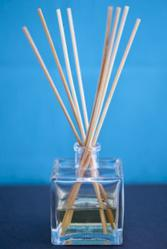 Ordinary diffuser reeds can clog and spill