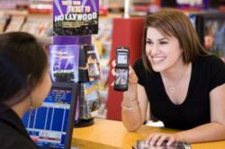 """Present cell phone """"coupon"""" and receive discounts. All free."""