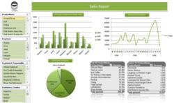Reporting and dashboards from virtually any data source - in minutes - with DataCycle Reporting from ApeSoft