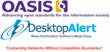 OASIS Commends Mass Notification Expert Desktop Alert Inc. for...