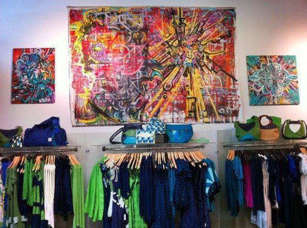 clothing store san francisco