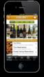Ferrari-Carano Mobile App Home Page