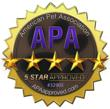 American Pet Association Five Star Approval Business