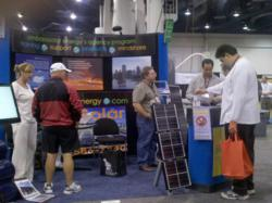 AE booth