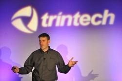 Paul Byrne, CEO Trintech