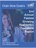 Fastest Growing Restaurant Operators Report