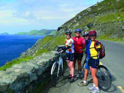 bike tour Ireland, Ireland bike tour, bicycle vacation Ireland, Kerry cycling tour, Easy Rider Tours