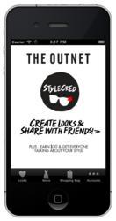 'StyleCred' THEOUTNET.COM's iPhone App