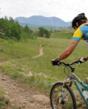 Mountain biking in Pagosa Springs, Colo.
