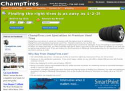 champtires used tires